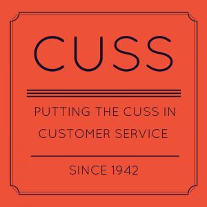 CUSS-Customer-Service