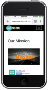 iphone-with-muchsocial